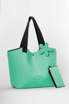 Plážová taška Lady Etna zelená