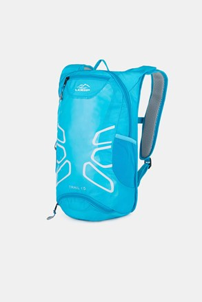 Modrý batoh na bicykel LOAP Trail