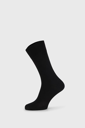 Čierne bambusové ponožky Bellinda Winter