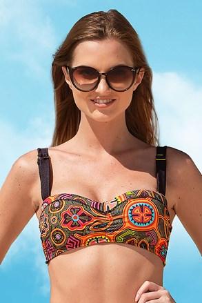 Naranja női bikinifelső