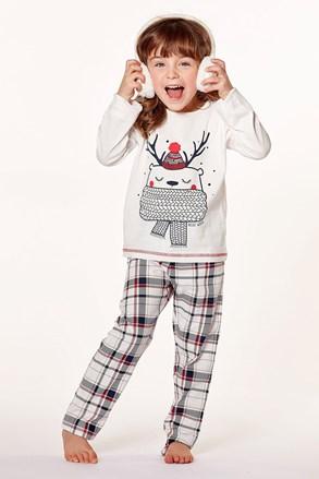 Dievčenské pyžamo Sapin