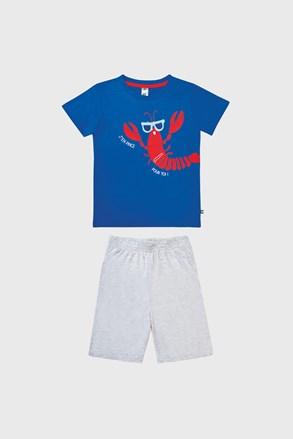 Chlapčenské pyžamo Rak