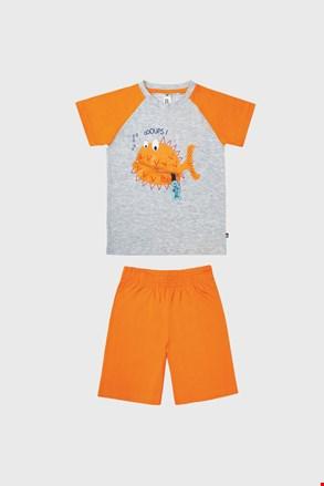 Chlapčenské pyžamo Rybka