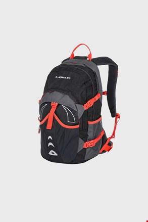 Čierno-červený batoh LOAP Topgate