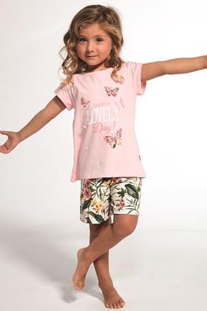 Dievčenské pyžamo Butterfly