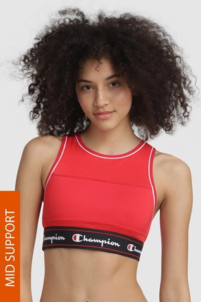 Športová podprsenka Champion Red Scarlet