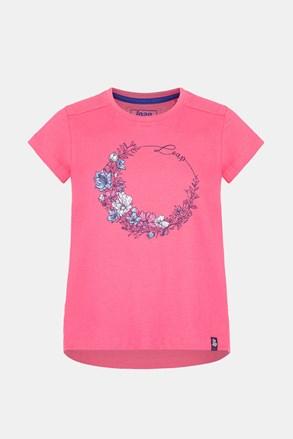 Dievčenské tričko LOAP Banee
