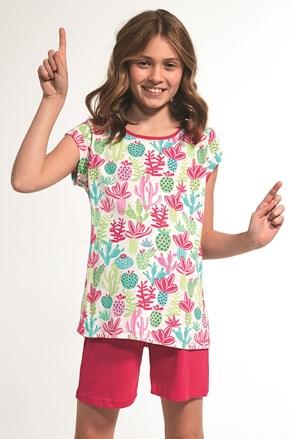 Dievčenské pyžamo Cactus