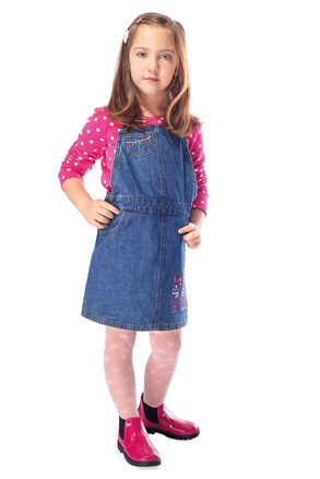 Dievčenské pančuchové nohavice Candy