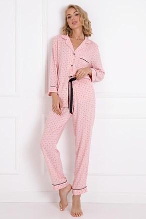 Dámske pyžamo Charlotte dlhé