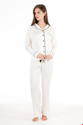 Luxusné saténové pyžamo Bluebella Claudia
