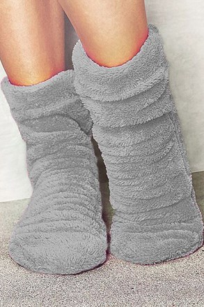 Hrejivé ponožky Crystal