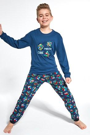 Chlapčenské pyžamo Cube Master