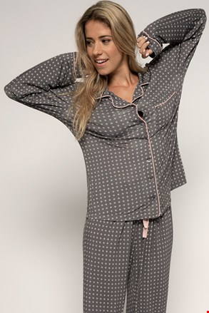 Dámsky pyžamový kabátik Esme