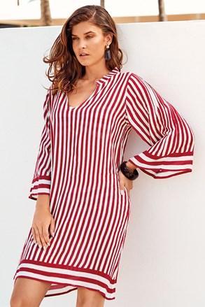 Plážové šaty Rossella Red