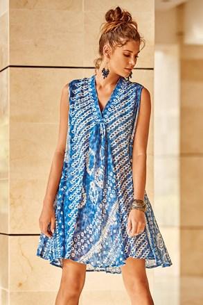 Plážové šaty Itaca Blue