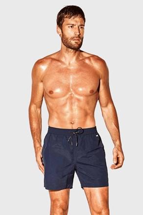 Tmavo modré kúpacie šortky David 52 Caicco