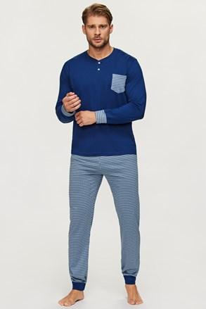 Modré pyžamo Casey