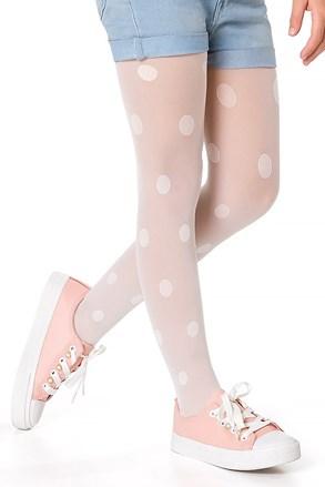 Dievčenské pančuchové nohavice Delcy