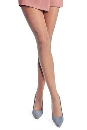Vzorované pančuchové nohavice Dotti