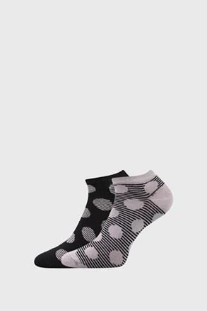 Duo női zokni, 2 pár