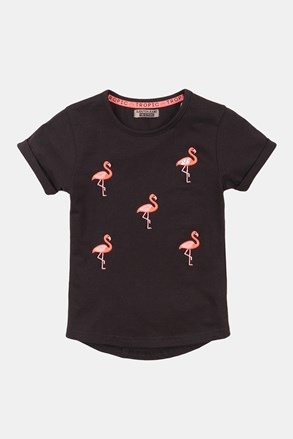 Flamingo lányka póló