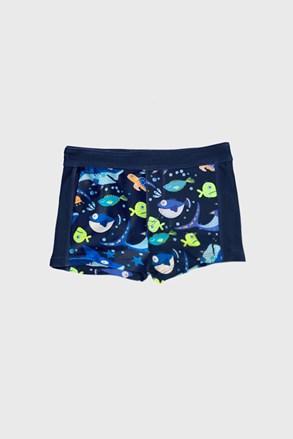 Chlapčenské plavkové boxerky Ocean