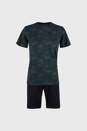 Zöld Nick férfi pizsama