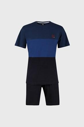 Kék pizsama Hugh