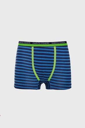 Chlapčenské boxerky modro-biele