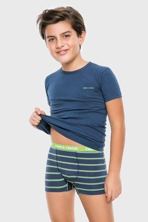 Chlapčenský komplet trička a boxeriek Patrick