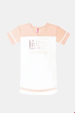 Dievčenská nočná košeľa Crew