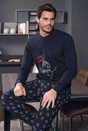 Pánske pyžamo Christmas