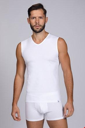 Fehér ujjatlan trikó
