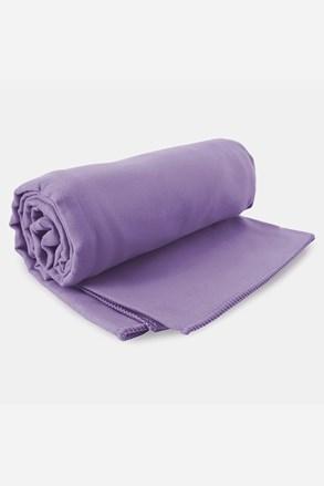 Rýchloschnúci uterák Ekea lila
