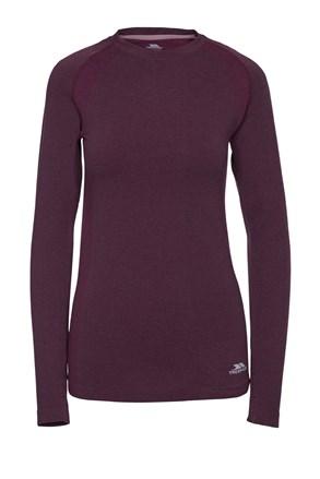 Dámske fialové tričko Welina