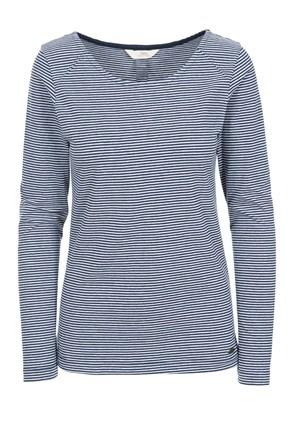Dámske modré tričko Caribou