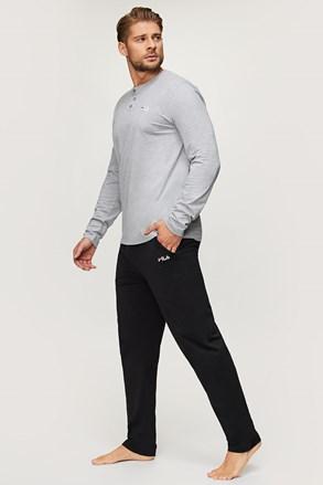 Sivé pyžamo FILA Jersey