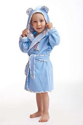 Detský chlapčenský župan Navy