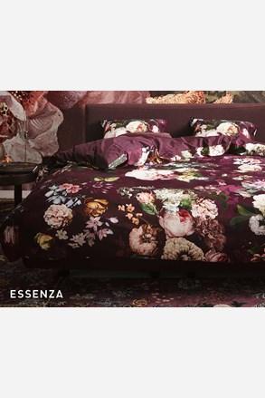 Obliečky Essenza Home Fleur Burgundy