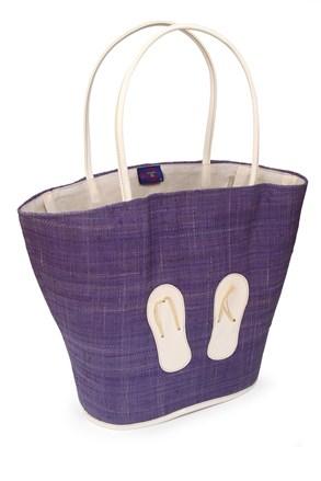 Veľká plážová taška Flip Flop