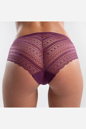 Nohavičky Mabelle Claret klasické