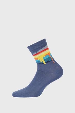 Chlapčenské ponožky Coloring