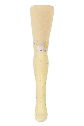 Dievčenské pančuchové nohavice Mouse