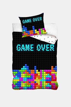 Detské obliečky Game Over