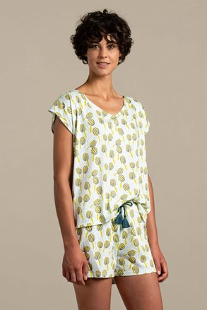 Globe női pizsama, rövid