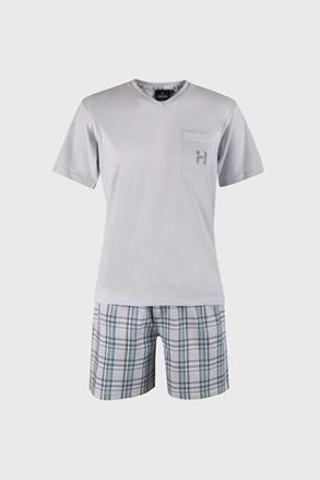 Kockás pizsama Coco