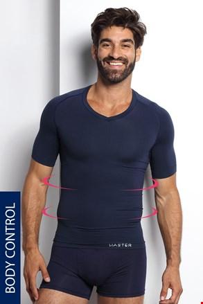SilverMax alakformáló póló, varrások nélküli