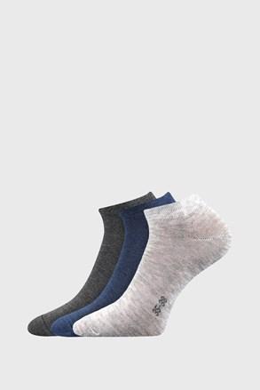 Hoho női zokni, 3 pár 1 csomagban