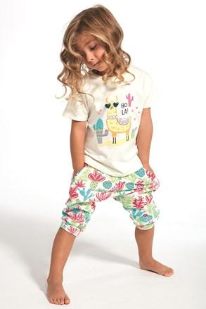 Dievčenské pyžamo Hola